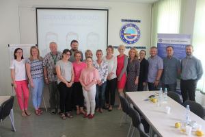 """""""Międzykulturowe aspekty współpracy polsko-niemieckiej"""" w ramach projektu Coaching VIADRINA."""