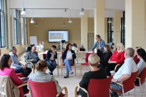 DEPL Interkultureller Workshop für Verwaltungsangestellte Warsztaty interkulturowe dla pracowników administracji 14.05.2019