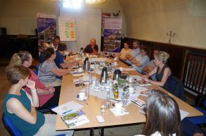 warsztaty ptBudowanie i rozwoj wspolpracy transgranicznej w Euroregionie PRO EUROPA VIADRINA
